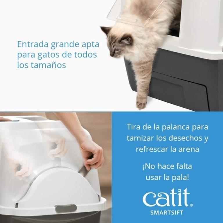 Catit-Bandeja-Sanitaria-Automática-Smartsift